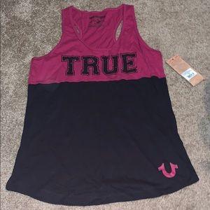 True religion tank